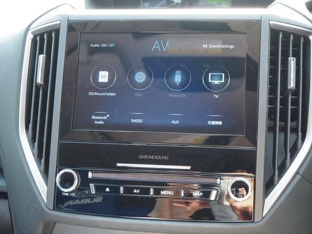 地デジ/DVD/AM/FM/Bluetooth/SDと用途多彩です