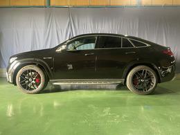 令和3年式メルセデス・ベンツAMG GLEクーペ63 S 4マチックプラス4WD 走行3000キロ 人気のオブシディアンブラック