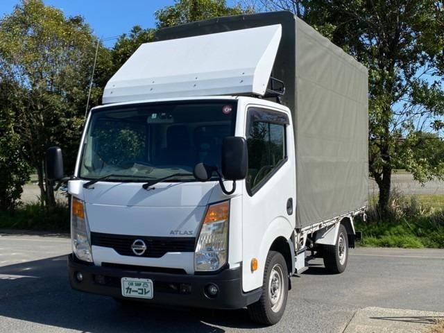 平成26年式 日産 アトラス 入庫しました。株式会社カーコレは【Total Car Life Support】をご提供してまいります。http://www.carkore.jp/