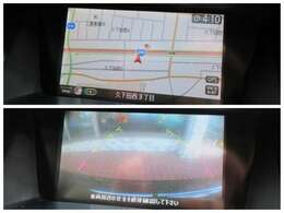 純正DVDナビが装備されております♪画面もクリアで運転中も確認しやすいです♪バックカメラも装備されております♪後方の安全確認ができるので便利ですよね♪