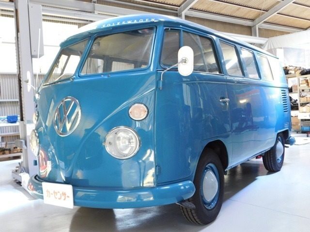 フルレストア車♪ VW タイプII(11W) レストア完了致しました♪レストア車輌の為、修復歴有と表記しております。詳しくはお気軽にお問合せ下さい◎