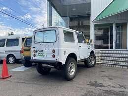 弊社では4WDの車をメインにさまざまな車種を取り扱っています!