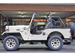 三菱 ジープ 2.7 ディーゼルターボ 4WD 最終生産記念車 300台限定車
