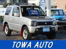 スズキ ジムニー 660 XC 4WD キーレス ルーフキャリア 背面タイヤ