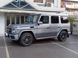 メルセデスAMG Gクラス G63 ロング 4WD designoエクスクルーシブインテリアPKG