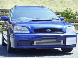 スバル レガシィツーリングワゴン 2.0 GT-B E-tune II 4WD 2.5ターボエンジン乗換公認6速MT同色塗装