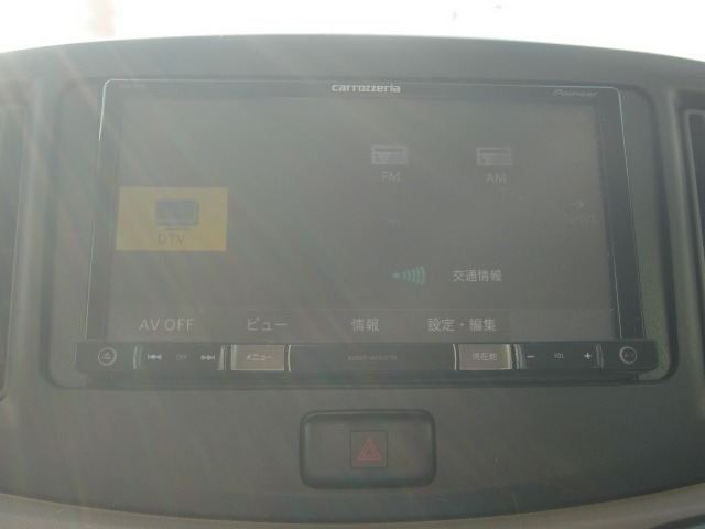 ナビ・テレビ装備しています。