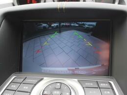バックカメラが駐車時にサポートしてくれます!