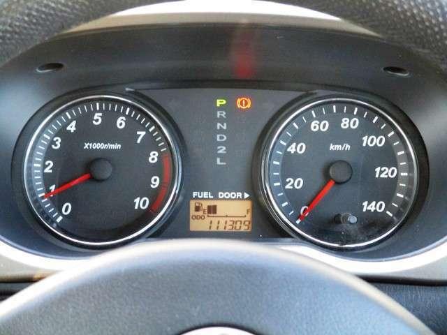 安心の実走行♪ タイミングベルトは9.7万キロ台で交換済みです♪