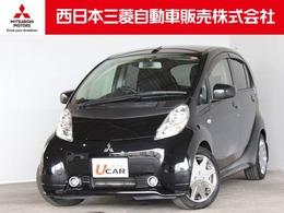 三菱 アイ・ミーブ(軽) X 距離無制限保証1年付 メモリーナビ付