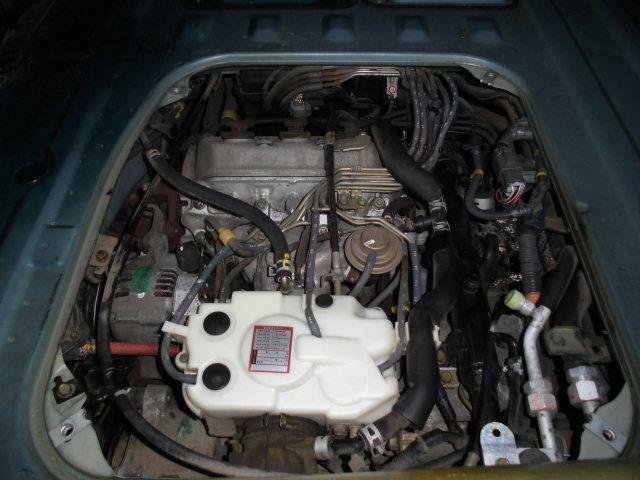 エンジンも調子いいです♪
