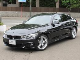BMW 4シリーズグランクーペ 420i xドライブ Mスポーツ 4WD レッドレザーシート フロントシートヒータ