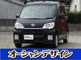ダイハツ タントエグゼ 660 カスタムG 検3/9 スマートキー ETC