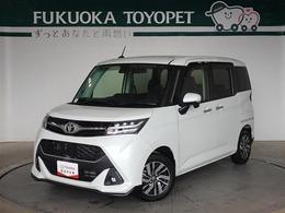 トヨタ タンク 1.0 カスタム G S メモリーナビ  フルセグTV  バックモニター