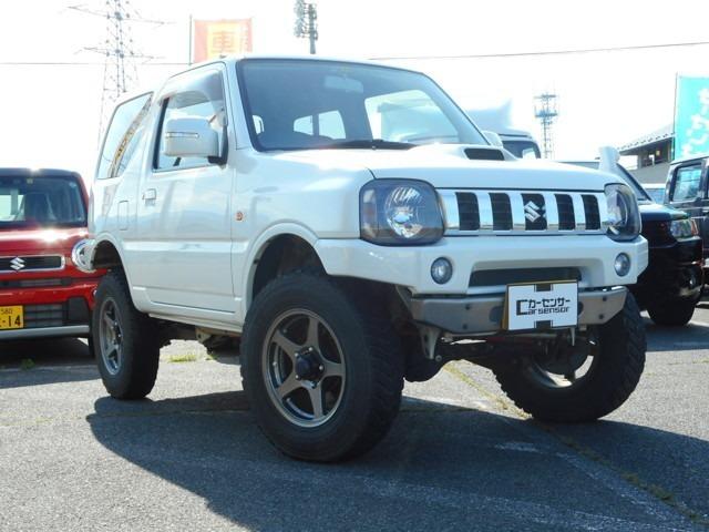 特別仕様車クロスアドベンチャー☆ボディカラーはパールホワイトです。