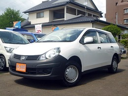 日産 AD 1.6 DX 4WD 1オ-ナ- AC100V キ-レス Tチェーン ETC