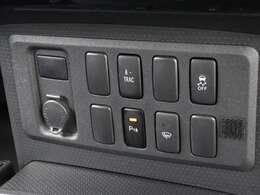 【 MOP アクティブトラクションコントロール(A-TRAC) 】4WD走行時、タイヤの空転を検知し状況に合わせて駆動力を制御!悪路走行時などでスムーズな発進・脱出をサポートしてくれます!