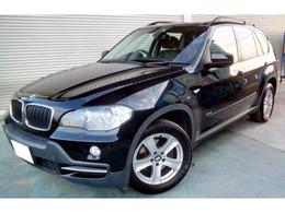 BMW X5 3.0si 4WD 乗車定員7名 ETC キーレス サンルーフ