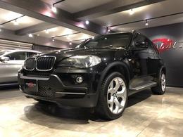 BMW X5 3.0si スポーツパッケージ 4WD 黒革・パノラマルーフ・ナビ・ミラーETC
