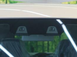 【デュアルセンサーブレーキサポート】付☆衝突軽減ブレーキ・後退時ブレーキサポート・車線逸脱警報・先行車発進お知らせ機能・ハイビームアシスト・標識認識機能と、安全装置が豊富です!