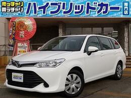 トヨタ カローラフィールダー 1.5 X 純正ナビ ワンセグTV