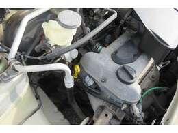 後期型エンジンK6A(タイミングチェーンエンジン