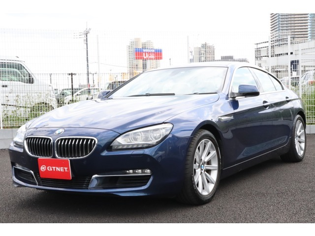 BMW 6シリーズ 640i 6A30 F06型 N55B30A