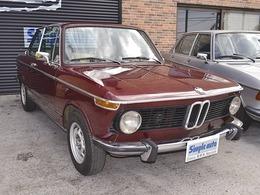 BMW 2002シリーズ 最終角テール2002Aパワステ付き 多摩58ナンバー