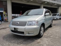 トヨタ サクシード 1.5 TX Gパッケージ 車検整備付