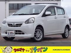 ダイハツ ミライース の中古車 660 Xf 4WD 青森県青森市 40.0万円