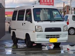 スバル サンバー 660 トランスポーター 4WD クロスメンバー腐食無