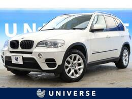 BMW X5 xドライブ 35d ブルーパフォーマンス 4WD サンルーフ 黒革 クルコン HUD 禁煙車