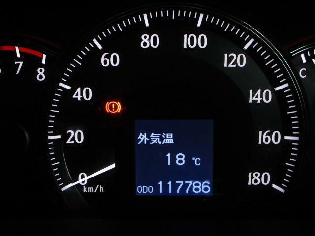走行距離は118000K!