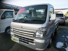 スズキ キャリイ 660 KCスペシャル 3方開 4WD セーフティサポート