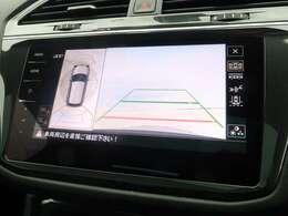 ●360度カメラシステム『モニターで全周囲が確認できるので、安心して駐車をしていただけます!』