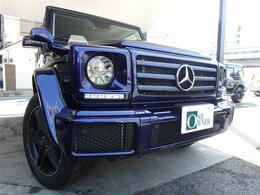 メルセデス・ベンツ Gクラス G550 ロング 4WD designoブラックレザー ディーラー車