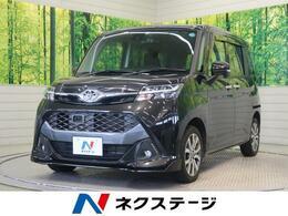 トヨタ タンク 1.0 カスタム G-T 純正SDナビ 両側電動スライドドア