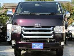 平成26年4月登録 / 型式LDF-KDH206V / 4ナンバー / 小型貨物車 / 車検整備付 / 3000cc / 5人乗 / ディーゼル車 / 4WD