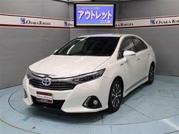 トヨタ SAI 2.4 G TCナビ フルセグ LED ETC