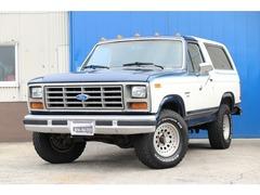 フォード ブロンコ の中古車 XLT 愛知県豊橋市 139.0万円