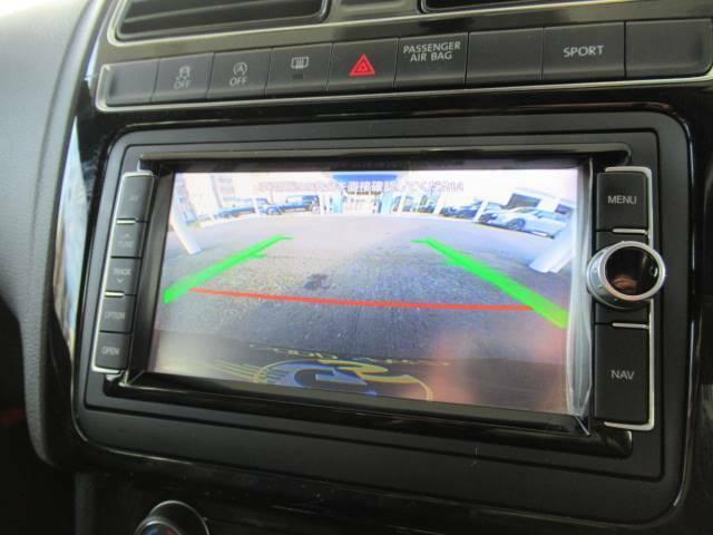 【カラーバックモニター】搭載しています。リアの映像がカラーで映し出されますので日々の駐車も安心安全です。前後のクリアランスソナーも嬉しいですね。