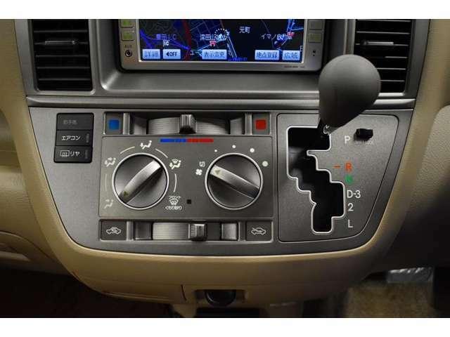 シフトも操作しやすく快適なドライブを楽しんで頂けます。