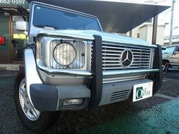 メルセデス・ベンツ Gクラス G500 4WD ディーラー車 ワンオーナー