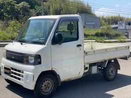 三菱 ミニキャブトラック 660 Vタイプ 2年車検