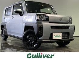 ダイハツ タフト 660 X 4WD 届出済未使用車/寒冷地/ガラスルーフ/ソナ-