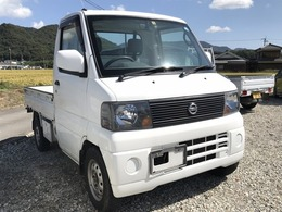 日産 クリッパートラック 660 SDエアコン付 4WD