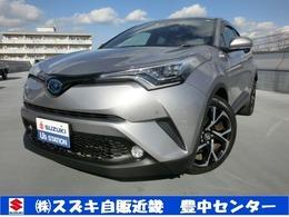 トヨタ C-HR ハイブリッド 1.8 G フルセグTVナビ/F&Rカメラ/ドライブR付