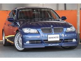 BMWアルピナ B3 ビターボ リムジン 1年保証付 サンルーフ 黒革 19AW TV