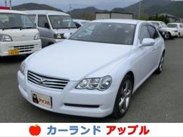 トヨタ マークX 2.5 250G Fパッケージ DVDナビ 地デジ ETC バックカメラ