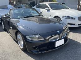 BMW Z4 ロードスター2.2i 黒革シート
